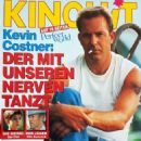 Kevin Costner - Kinohit Magazine Cover [Germany] (1 January 1994)