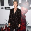 Melissa McBride – 'The Walking Dead' TV Show Screening in LA - 454 x 673