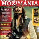 Johnny Depp - Mozimania Magazine Cover [Hungary] (May 2011)