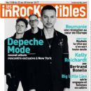 Depeche Mode - les inrockuptibles Magazine Cover [France] (22 February 2017)