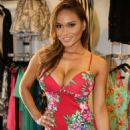 Daphne Joy At The Grand Opening Of Shoptherunway Com