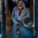 Taylor Swift – Heads to meet fashion designer Stella McCartney in London