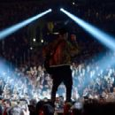 Justin Bieber performs onstage during The 58th GRAMMY Awards at Staples Center on February 15, 2016 in Los Angeles, California