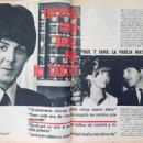 Paul McCartney - Garbo Magazine Pictorial [Spain] (11 March 1967) - 454 x 324