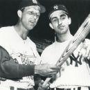 Stan Musial & Joe Pepitone - 441 x 367