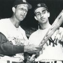 Stan Musial & Joe Pepitone