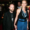 Lars Ulrich and Connie Nielsen - 454 x 767