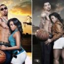 Trina (rapper) and Kenyon Martin