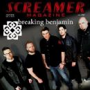 Benjamin Burnley, Keith Wallen, Jasen Rauch - Screamer Magazine Cover [United States] (July 2015)