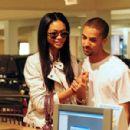 Chanel Iman and Chris Smith - 454 x 300