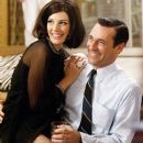 Jon Hamm and Jessica Paré