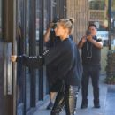 Hailey Baldwin and Justin Bieber – Out in Los Angeles