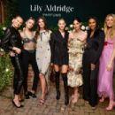 Lily Aldridge – Lily Aldridge Parfums Launch Event in NYC - 454 x 303
