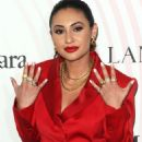 Francia Raisa – 2018 Women In Film Crystal and Lucy Awards in Los Angeles - 454 x 681