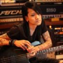 Black Veil Brides - Ashley Purdy