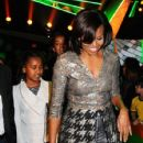 Lady Michelle Obama at Nickelodeon's 25th Annual Kids' Choice Awards held at Galen Center on March 31, 2012 in Los Angeles