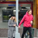 Dakota Fanningwith boyfriendout in NYC
