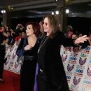 Sharon Osbourne and Ozzy Osbourne attend the Pride Of Britain Awards at Grosvenor House, on October 30, 2017 in London, England - 385 x 600