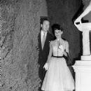 James Hanson and Audrey Hepburn