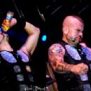 Sabaton - July 12, 2014, at Rockmaraton, Pecs, Hungary