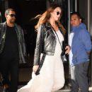 Jessica Alba – Seen leaving her Hotel in New York City - 454 x 618