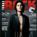 Ville Valo - Teraz Rock Magazine Cover [Poland] (April 2010)