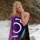 Erin Heatherton Photoshoot For Roxy In Malibu