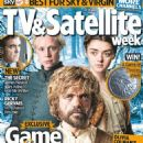 Game of Thrones - TV & Satellite Week Magazine Cover [United Kingdom] (23 April 2016)