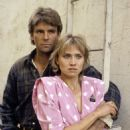 Richard Dean Anderson and Darlanne Fluegel