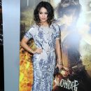 Vanessa Hudgens arrives at the Sucker Punch Los Angeles premiere at Grauman's Chinese Theatre on March 23, 2011 in Hollywood