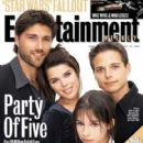 Matthew Fox - Entertainment Weekly Magazine [United States] (14 February 1997)