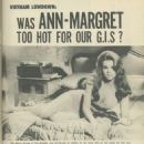 Ann-Margret - The Lowdown Magazine Pictorial [United States] (November 1966)