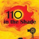 110 in the Shade Original 1963 Broadway Cast Starring Robert Horton - 454 x 702