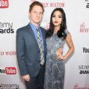Anna Akana and Brad Gage - 2016 Streamy Awards