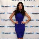 Jessica Gomes At Siriusxm Studios In New York