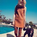 Hanne Gaby Odiele Numero Magazine August 2015