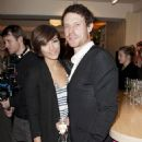 Francesca Sandford and Wayne Bridge - 454 x 646