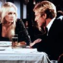 Daryl Hannah and Robert Redford