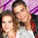 Juan Manuel Guilera and Giselle Bonaffino