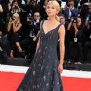 Clemence Poesy – 'First Man' Premiere and Opening Ceremony at 2018 Venice International Film Festival in Venice - 454 x 681