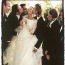 Tom Welling and Jamie White Wedding