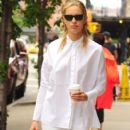 Karolina Kurkova Runs Errands in NYC
