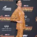 Evangeline Lilly – 'Avengers: Infinity War' Premiere in Los Angeles - 454 x 666
