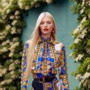 Aline Weber - Harper's Bazaar Magazine Pictorial [Kazakhstan] (July 2018) - 454 x 681
