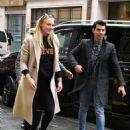 Sophie Turner and Joe Jonas – Out in London