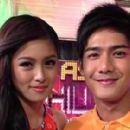 Robi Domingo and Kim Chiu