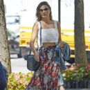 Miranda Kerr – Out and about in New York City - 454 x 678