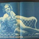 Eleanor Powell - Screen Guide Magazine Pictorial [United States] (March 1937) - 454 x 304