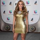 Galilea Montijo- Univision's 13th Edition Of Premios Juventud Youth Awards - Arrivals - 349 x 519