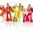 Mamma Mia! Original 2001 Broadway Cast Music Benny Andersson and Bjorn Ulvaeus - 454 x 359